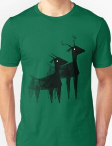 Geometric animals 4 Unisex T-Shirt