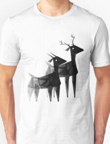 Geometric animals 4 Unisex T-Shirt