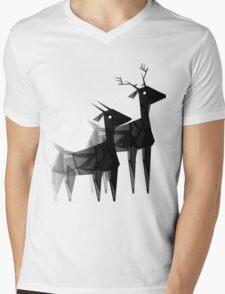 Geometric animals 4 Mens V-Neck T-Shirt