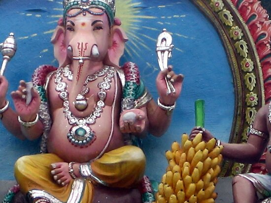 Ganesha by Pesky
