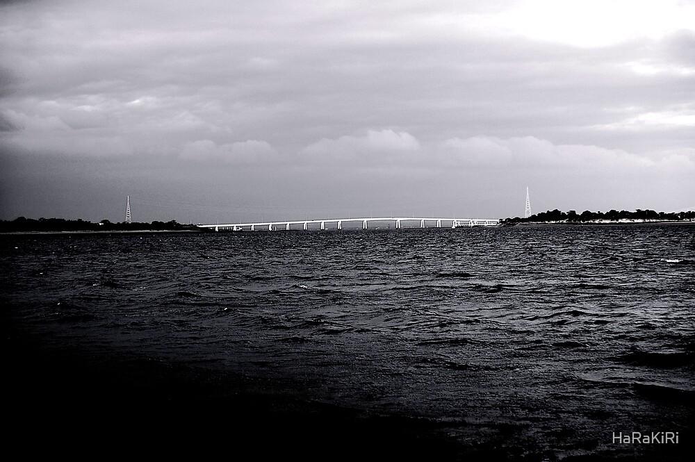 Phillip Island Bridge by HaRaKiRi