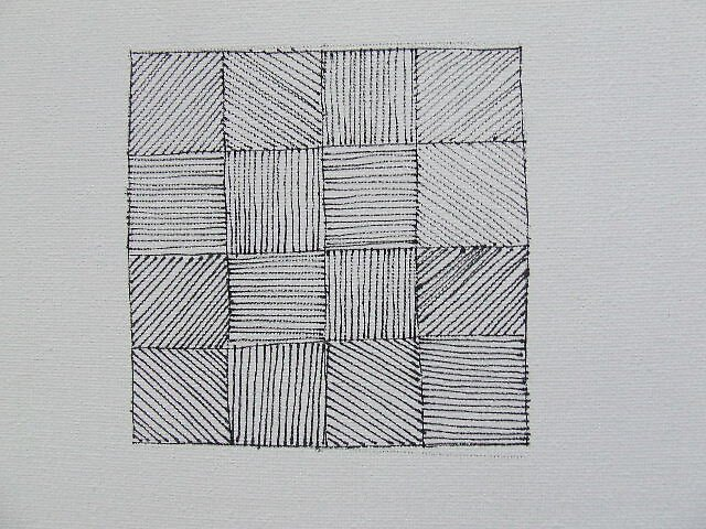 Untitled III Drawing by Catherine Carr