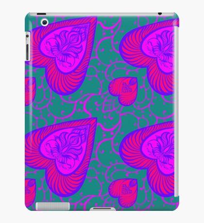 Heart Pattern iPad Case/Skin