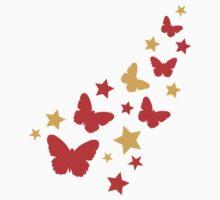 Butterflies stars by Designzz