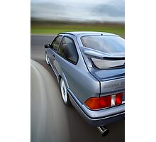 Ford Sierra RS Cosworth rig shot Photographic Print