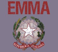 Emma Surname Italian Kids Clothes