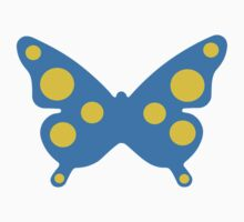 Blue butterfly by Designzz