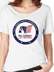 No Jobber Left Behind Women's Relaxed Fit T-Shirt