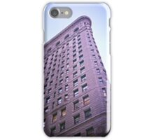 Flatiron Building NYC iPhone Case/Skin