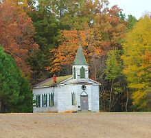 The Little Chapel by Rose Cavaco