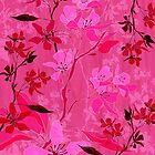 Cherry blossom by Lara Allport