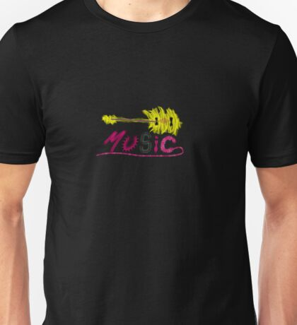 Bac music Unisex T-Shirt