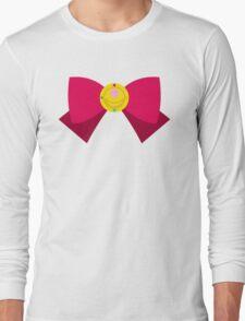 Sailor Moon Ribbon Long Sleeve T-Shirt