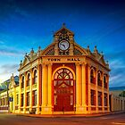 York Town Hall by Paul Amyes