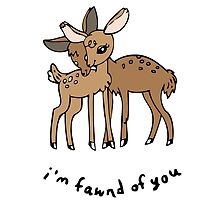 Fawns - Colored by joshbryant