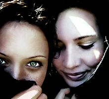 2 Girls by Armon Rostami