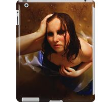 to sink, if only to sleep iPad Case/Skin