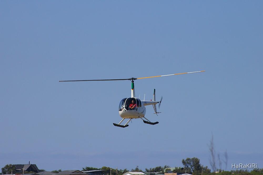 Helicopter by HaRaKiRi