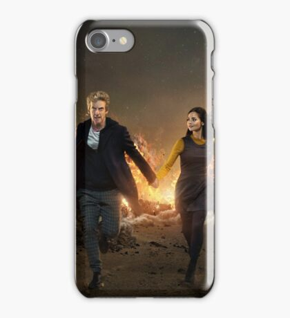 Doctor Who Cast - Season 9 iPhone Case/Skin