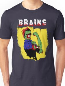 Rosie The Zombie Unisex T-Shirt