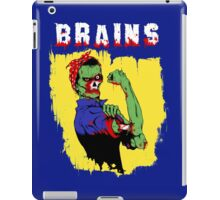 Rosie The Zombie iPad Case/Skin