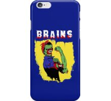 Rosie The Zombie iPhone Case/Skin