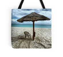 Silently Waiting Tote Bag