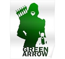 arrow green Poster
