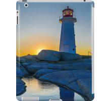 Lighthouse at Sunset iPad Case/Skin