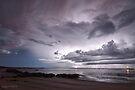 Broome Port Lightning Strike #2 by Mieke Boynton