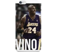 "Kobe ""Vino"" Bryant iPhone Case/Skin"