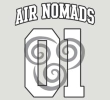 Air Nomads Jersey #01 by iamthevale