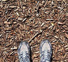 mulch feet by Devan Foster