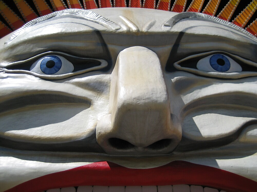 Luna Park up close and personal by Amantha