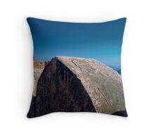 Fort Wall, Jaigarh Fort Throw Pillow