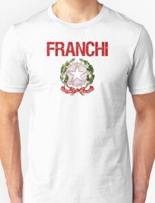 Franchi Surname Italian T-Shirt
