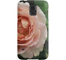 Delicate Pink Rose Samsung Galaxy Case/Skin