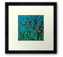 seaview Framed Print