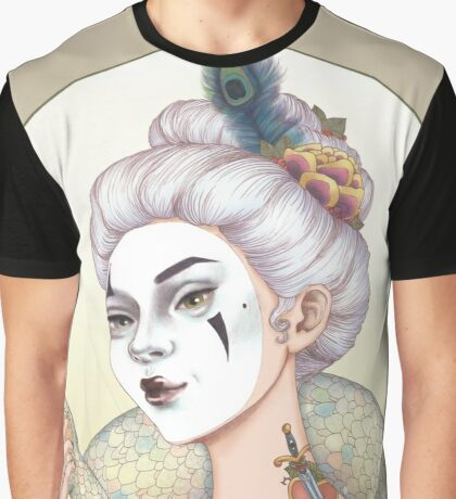 Circus Graphic T-Shirt