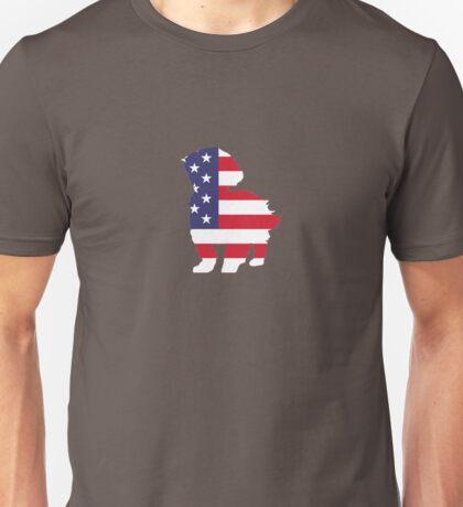 Dog Shih Tzu American  Unisex T-Shirt