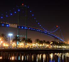 Vincent Thomas Bridge by Revive The Light Photography