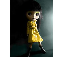 Orange Blythe Photographic Print