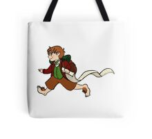 The Hobbit: Roads go ever on Tote Bag
