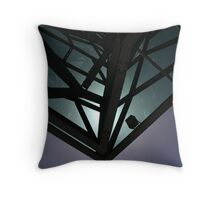 Federation Sky Throw Pillow