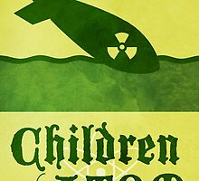 The Children of Atom by PaulaDeenJr