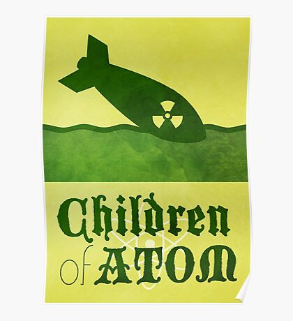 The Children of Atom Poster