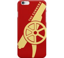 London Gunners iPhone Case/Skin