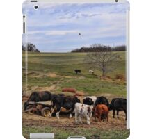Hungry Cows iPad Case/Skin