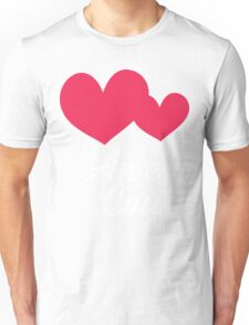 awesome couple valentine t shirt  Unisex T-Shirt