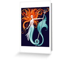 Siren II Greeting Card